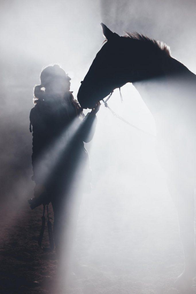 Nebel Dunkelshooting Über Mich Fotografin